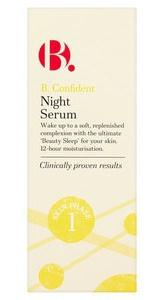 B. Skincare B. Confident Night Serum P1