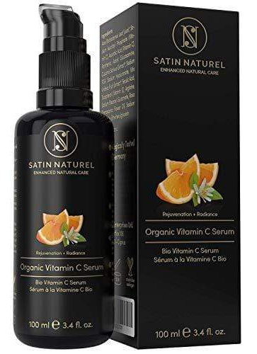 Satin Naturel Bio Vitamin C Serum | Uniformity & Smoothness