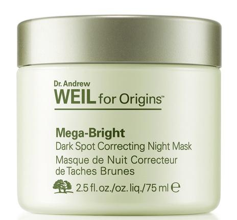 Origins Dr. Andrew Weil For Origins Mega-Bright Skin Tone Correcting Overnight Mask