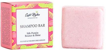 Earth Rhythm Silk Protein Shampoo Bar