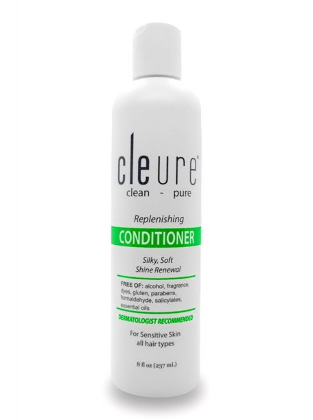 Cleure Fragrance Free Conditioner