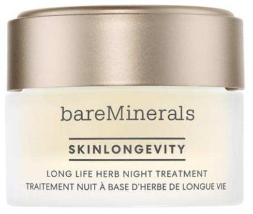 bareMinerals Skinlongevity Long Life Herb Night Treatment  Anti-Aging Night Cream