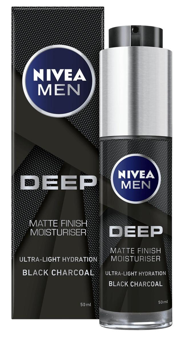NIVEA MEN Men Deep Moisturiser