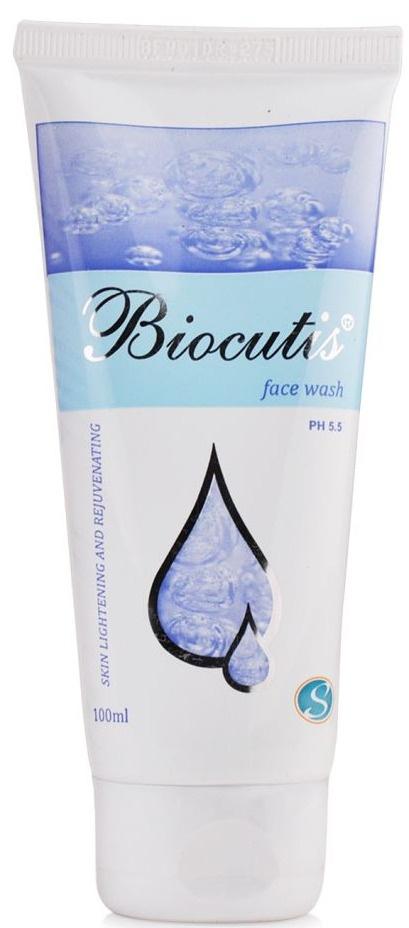 Biocutis Facewash