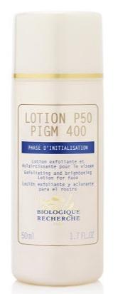 Biologique Recherche Lotion P50 Pigm 400