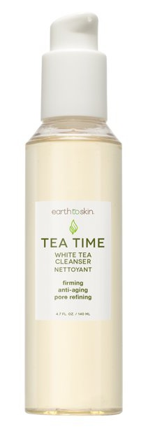 Earth To Skin Tea Time Green Tea Cleanser