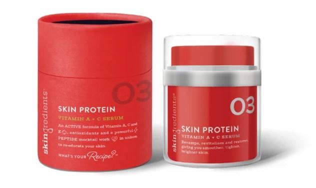 Skingredients 03 Skin Protein - Vitamin A + C Serum