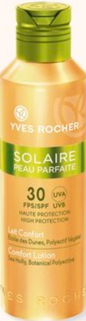 Yves Rocher Protection - Lait Confort Fps 30