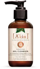 A'KIN Purifying Gel Cleanser