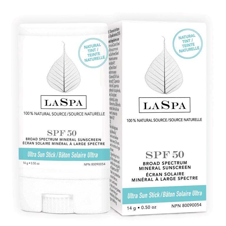 LASPA Naturals Spf50 Ultra Sun Protection Stick