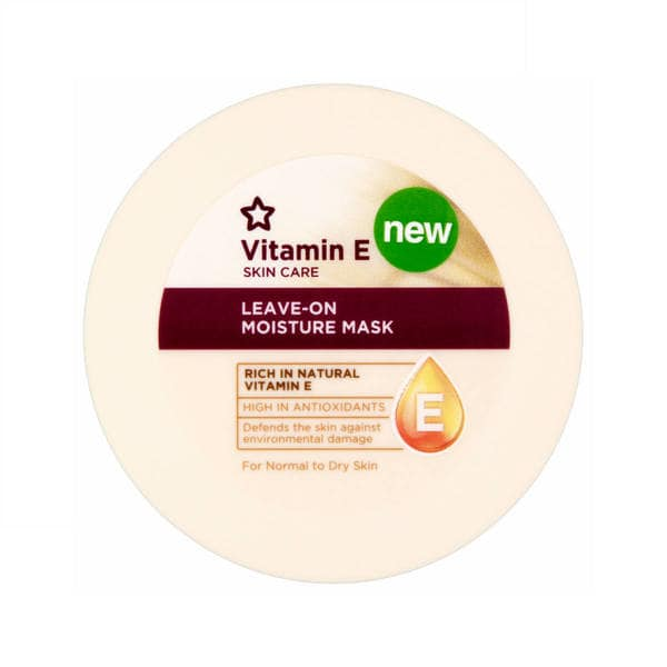 Superdrug Vitamin E Leave-On Moisture Mask