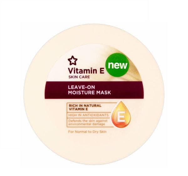 Superdrug Vitamin E Leave-On Moisture Mask