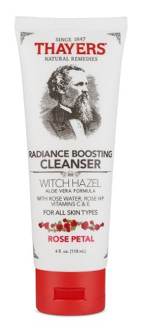Thayers Rose Petal Witch Hazel Facial Cleanser