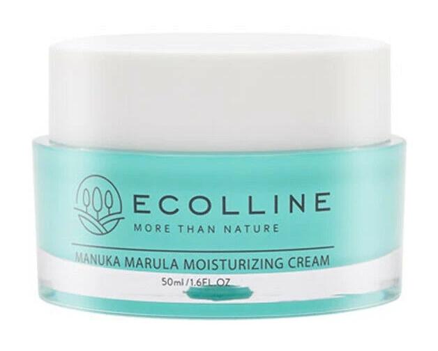 Ecolline Manuka Marula Moisturizing Cream