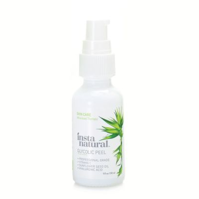 Insta Natural Glycolic Acid Facial Peel With Vitamin C