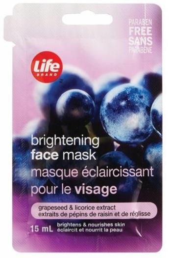 Life Brand Brightening Face Mask