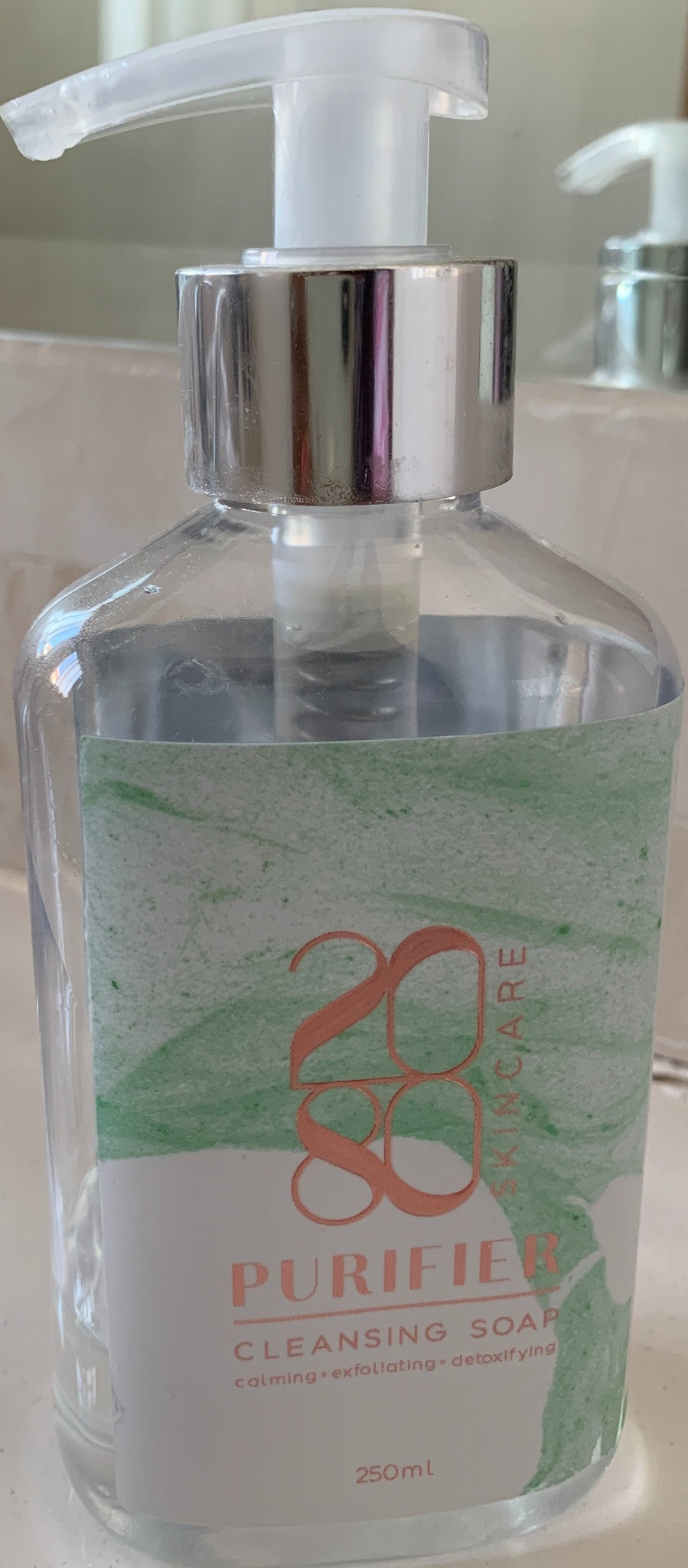 20/80 skincare Purifier Cleansing Soap