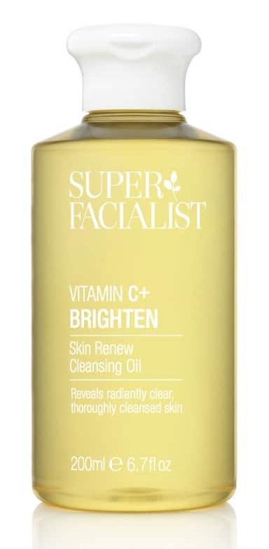 Super Facialist Vitamin C Skin Renew Cleansing Oil