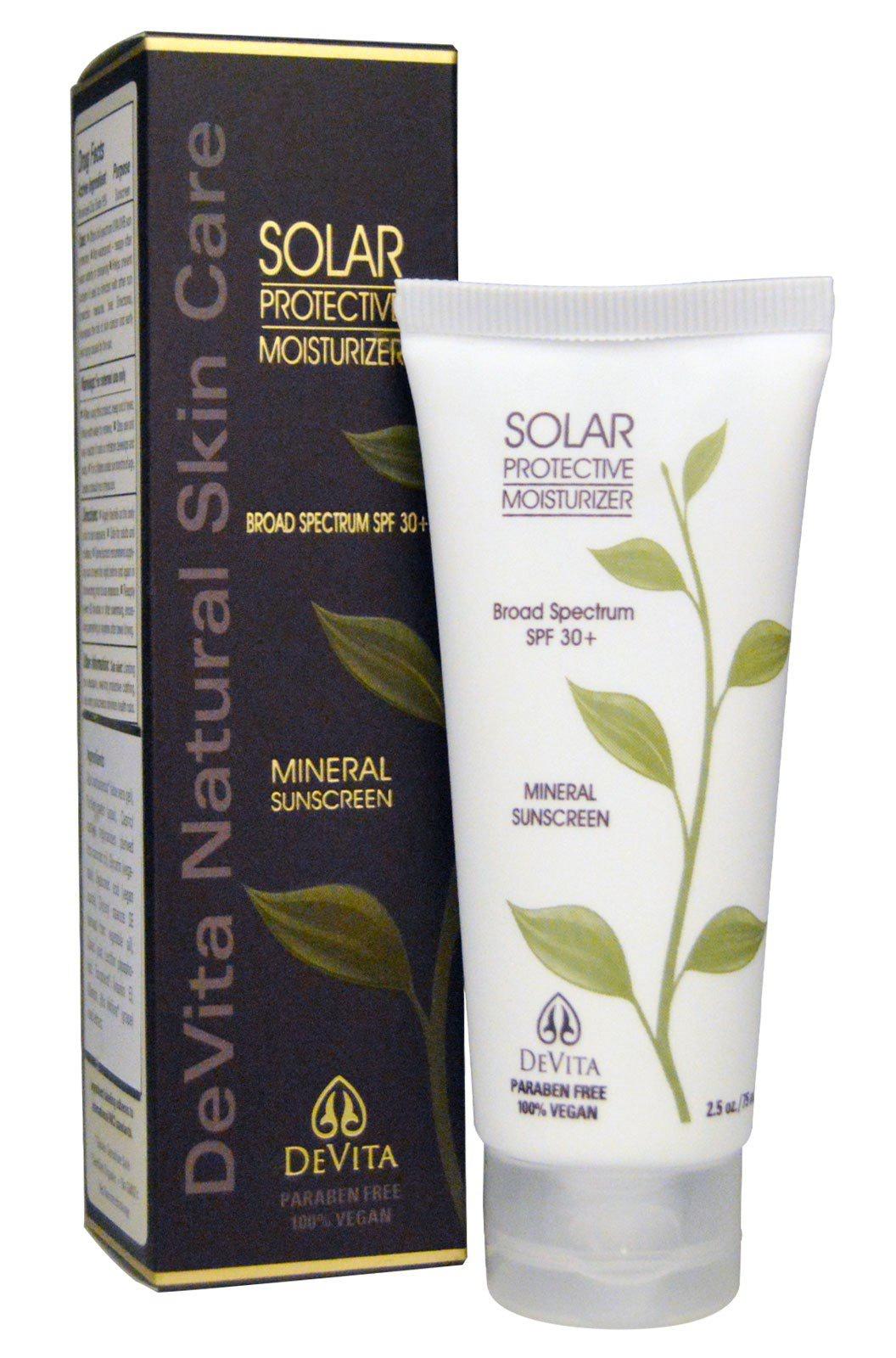 DeVita Solar Protective Moisturizer SPF 30+