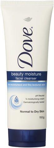 Dove Beauty Moisture Facial Foam