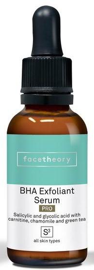 facetheory BHA Exfoliating Serum S3 Pro With 3% Carnitine And 2% Salicylic Acid