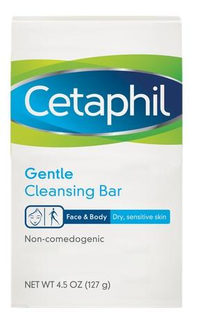 Cetaphil Gentle Cleanser Bar