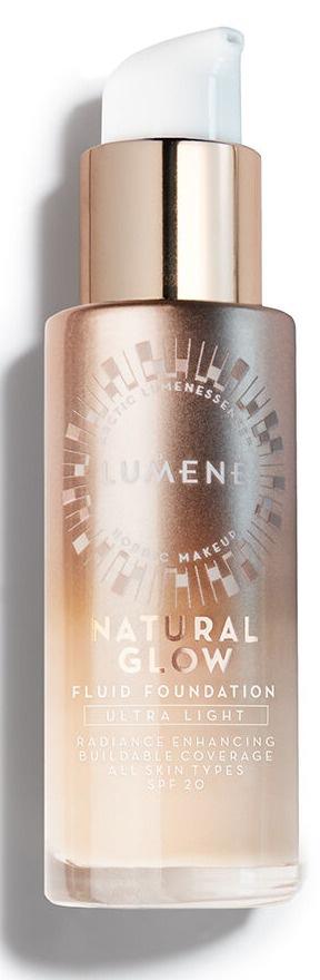 Lumene Natural Glow Fluid Foundation SPF20 Medium