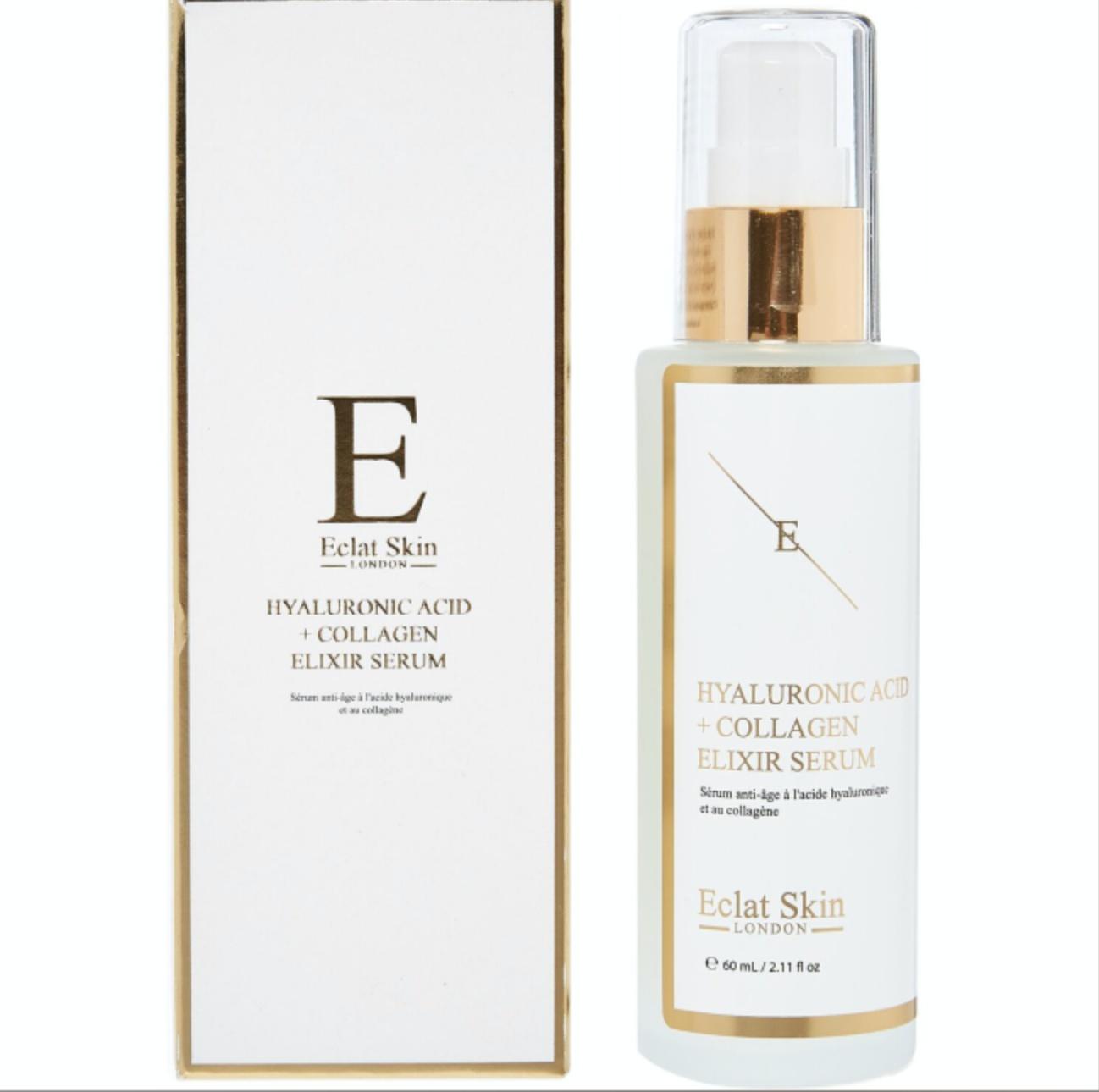 Eclat skin Hyaluronic Acid & Collagen Serum