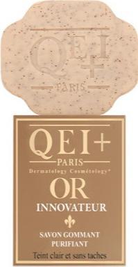 QEI+ Purifying Golden Soap