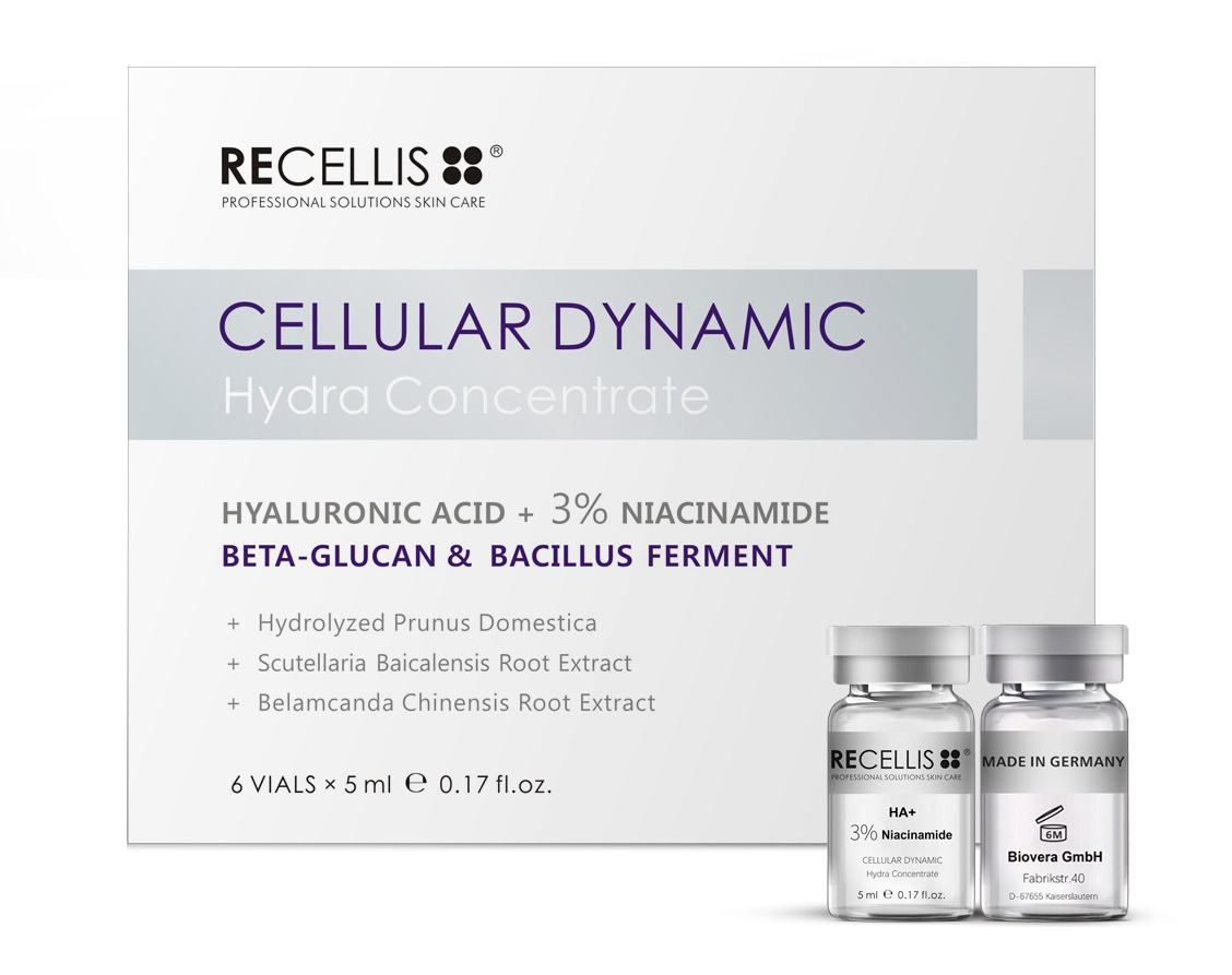 RECELLIS Cellular Dynamic Hydra Concentrate