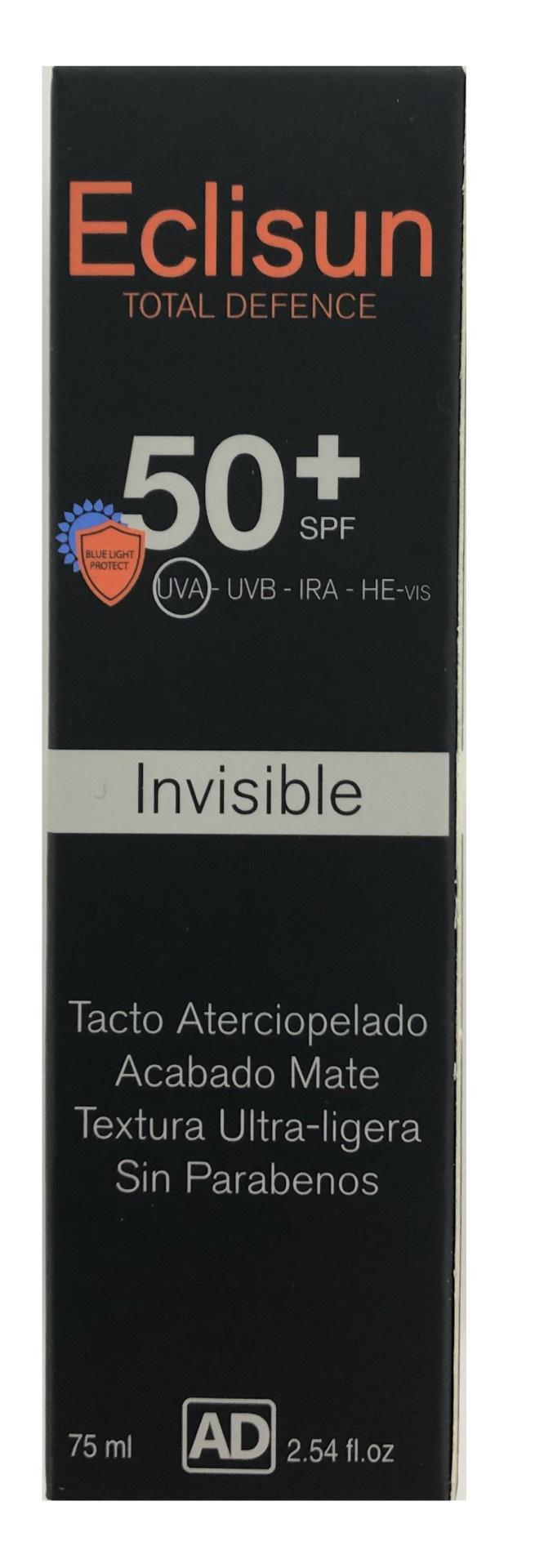 Eclisun Total Defence Invisible SPF50+