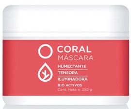 Icono Coral Máscara Tensora