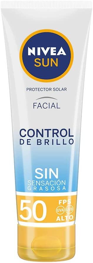 Nivea Sun Nivea Facial Sun Protector Shine Control