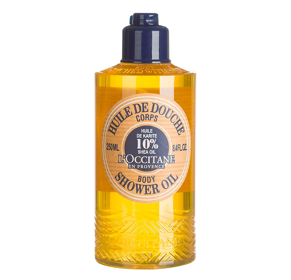 L´Occitane Shea Butter Shower Oil