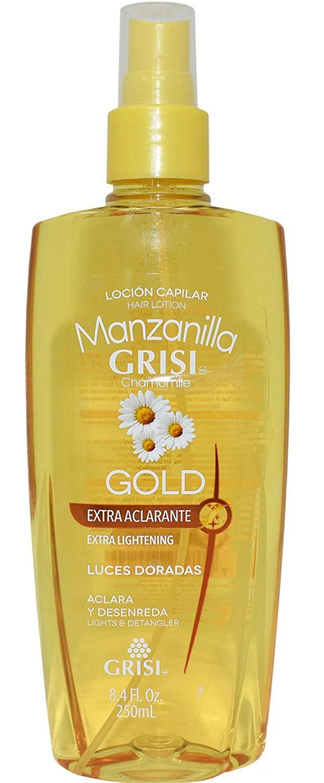 Grisi Manzanilla Hair Lightener Lotion