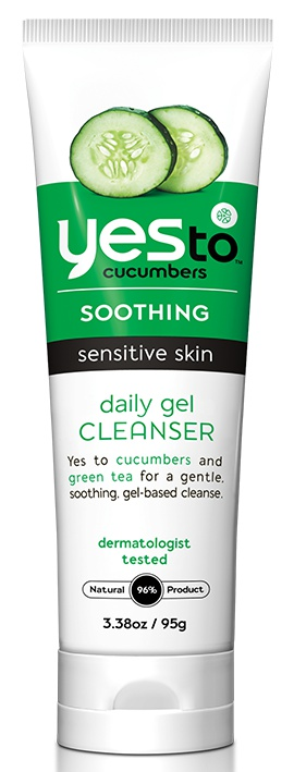 Yes To Cucumbers Daily Gel Cleanser