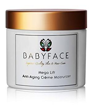 Babyface  Mega Lift All-In-One Daily Beauty Cream Moisturizer