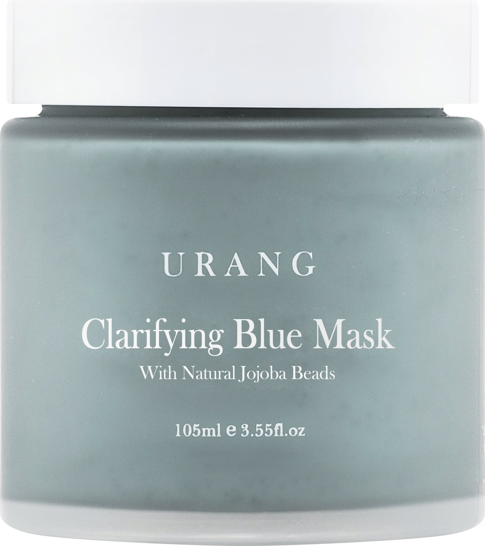 URANG Clarifying Blue Mask With Natural Jojoba Beads