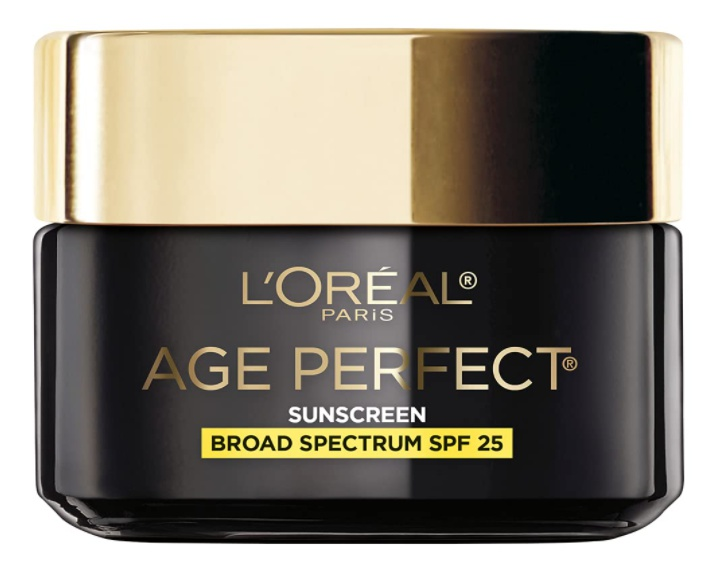 L'Oreal Age Perfect Cell Renewal Sunscreen Broad Spectrum SPF 25