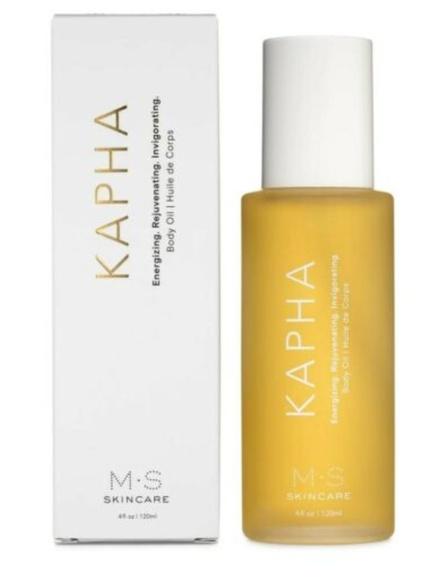 MS skincare Kapha Energizing Body Oil