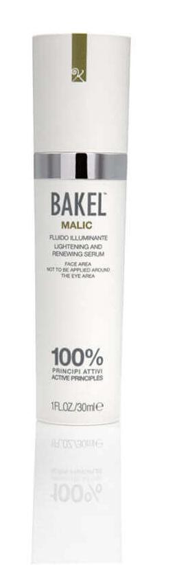 Bakel Malic Lightening and Renewing Serum
