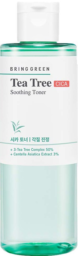 Bring Green Tea Tree Cica Soothing Toner