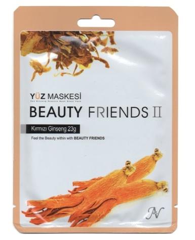 YÜZ MASKESI Beauty Friends II