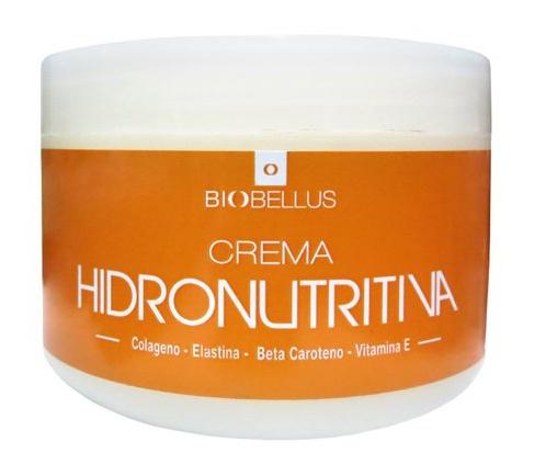 Biobellus Crema Hidronutritiva