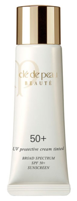 Clé de Peau Beauté Uv Protective Cream Tinted Spf 50+
