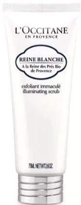 L´Occitane Reine Blanche Illuminating Scrub
