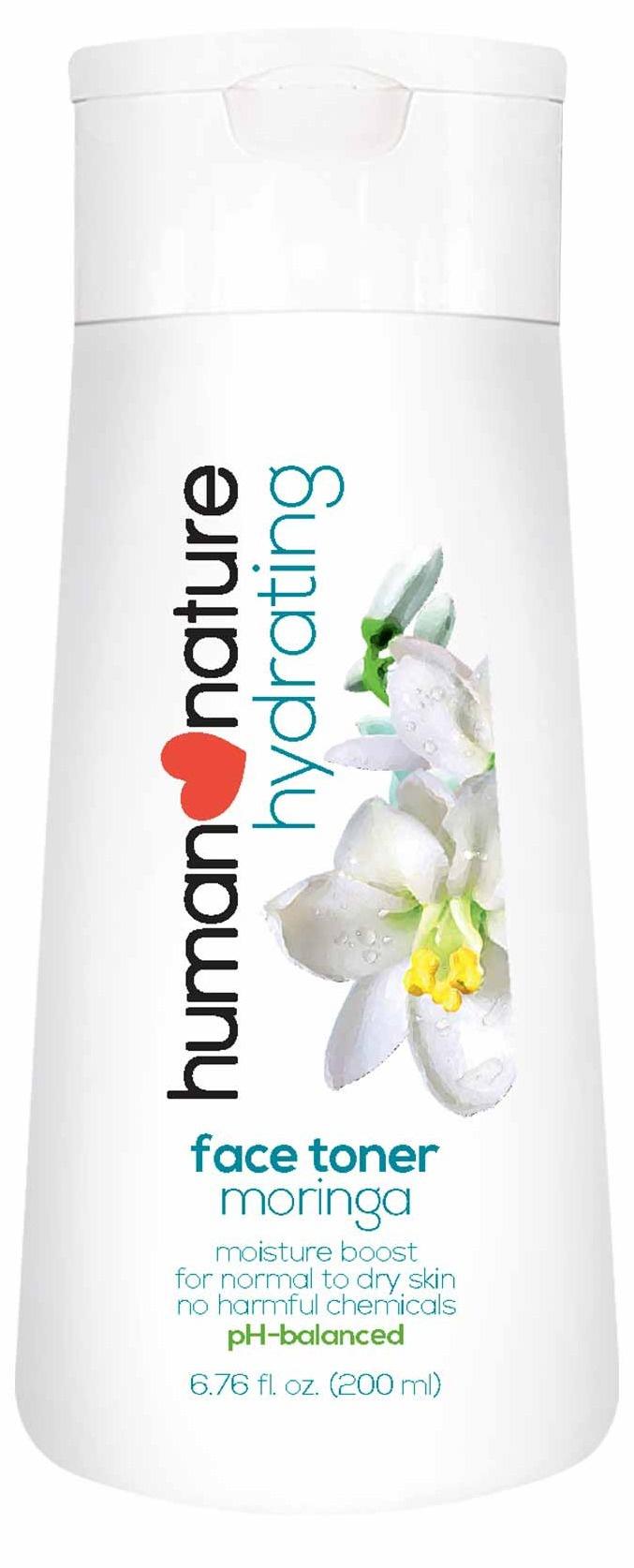 Human Heart Nature Hydrating Face Toner