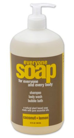EO Everyone 3-In-1 Soap Coconut+Lemon