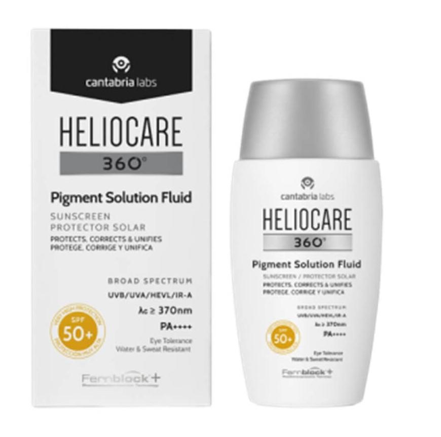 Heliocare 360 Pigment Solution Fluid Spf 50