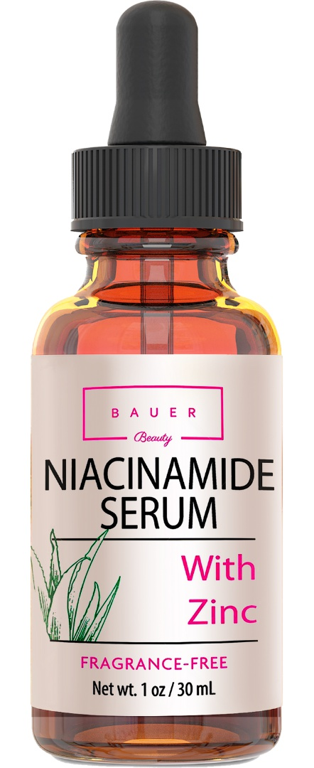 Bauer Beauty Niacinamide Serum
